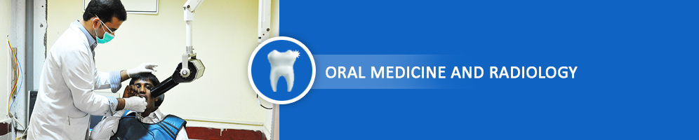 dissertation in oral medicine and radiology Oral medicine & radiology syllabus 1 methods of clinical diagnosis of oral and systemic diseases as applicable to oral tissue including modern diagnostic techniques.