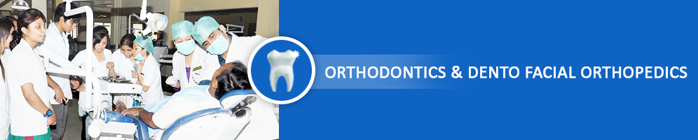 Orthodontics-Dento-Facial-Orthopedics