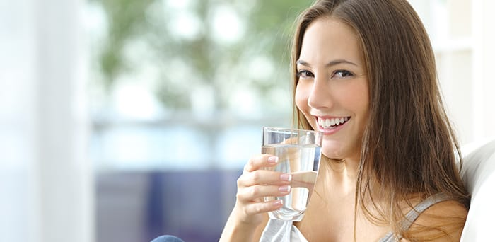 Drinking Water Is Good For Dental Health
