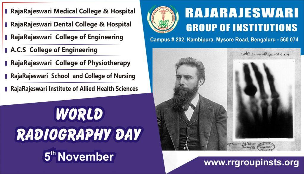 World Radiography Day