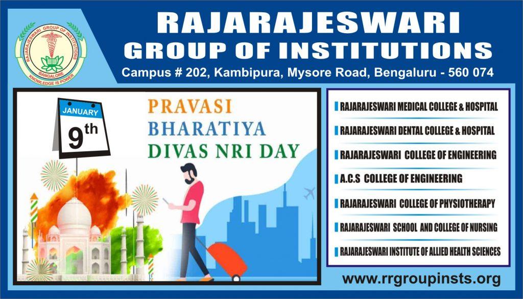 Pravasi Bharatiya Divas NRI Day