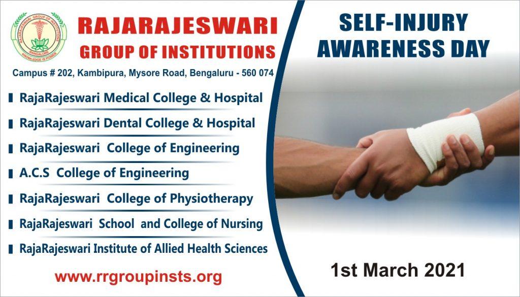 Self-Injury Awareness Day