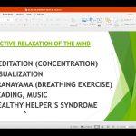 Dr.Hall Murthy,Webinar on World Mental Health Day 2021